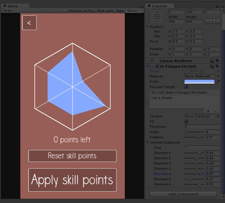GitHub - CiaccoDavide/Unity-UI-Polygon: Polygon renderer for