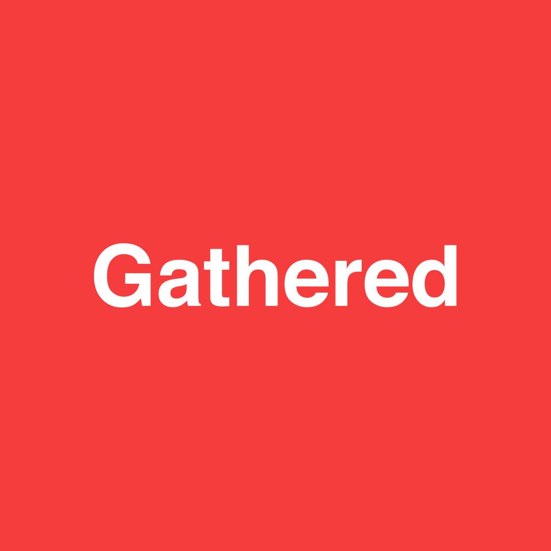 Gathered Logo
