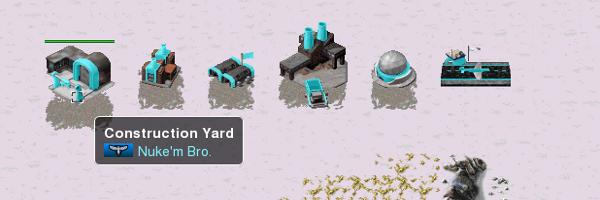 yak rush build order