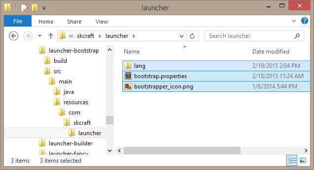 Configuring Self Update · SKCraft/Launcher Wiki · GitHub