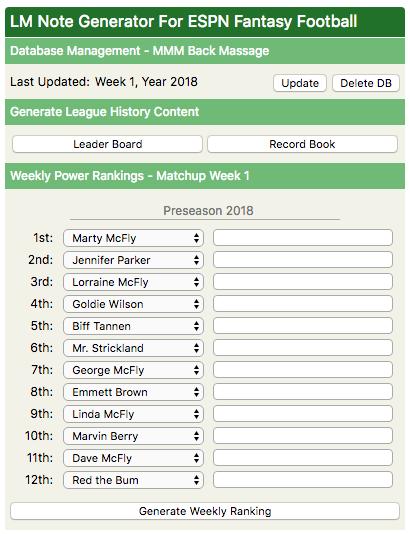 Espn Com Fantasy Football Rankings 2018 Eddiecheever Net