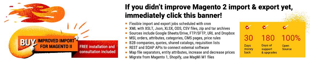 aledefreitas/importexportfree - Packagist