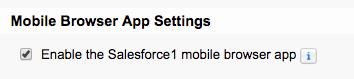 App settings checkbox