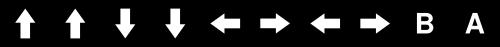 The Konami Code