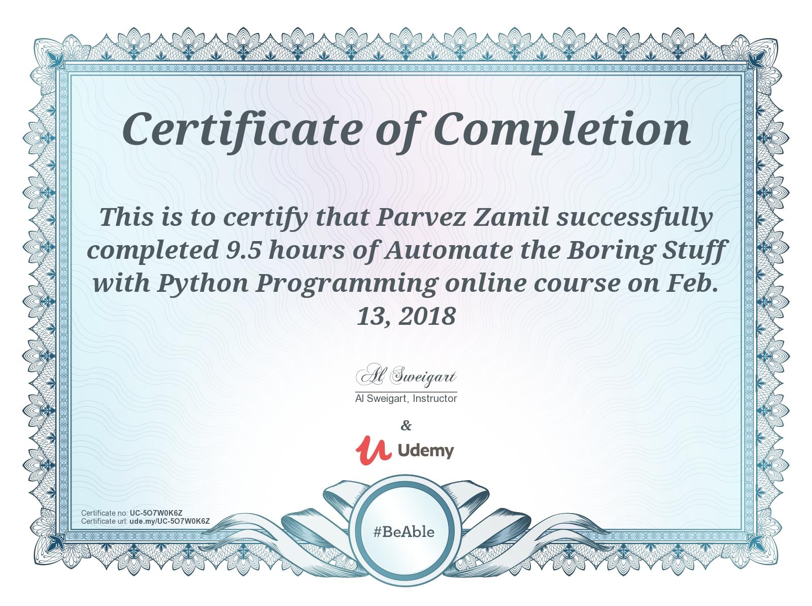 Github Zparvez2zautomate The Boring Stuff With Python Programming