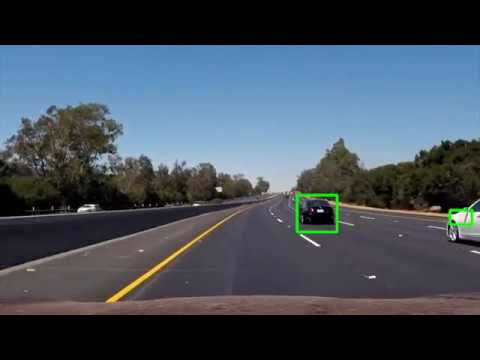 Vehicle Detection & Tracking Video