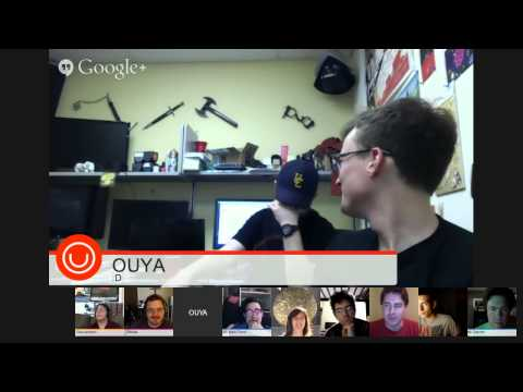 OUYA DEV SUPPORT OFFICE HOURS 7/28
