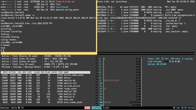 Linux 4.4.0