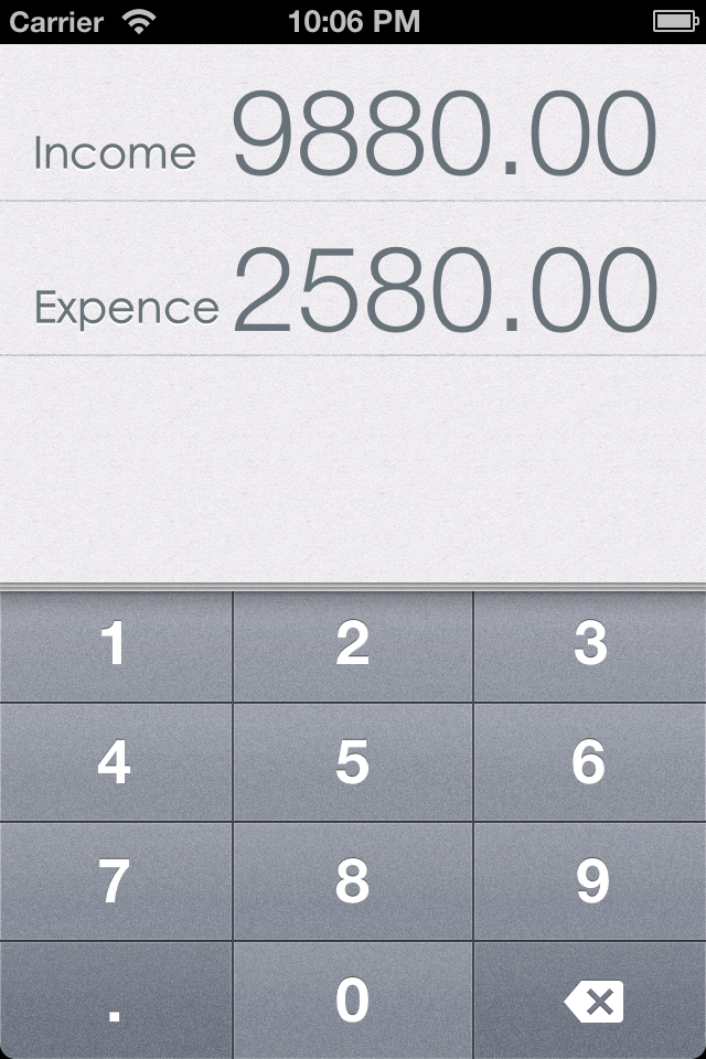 GitHub - nickevin/ZenKeyboard: ZenKeyboard is a custom iOS numeric