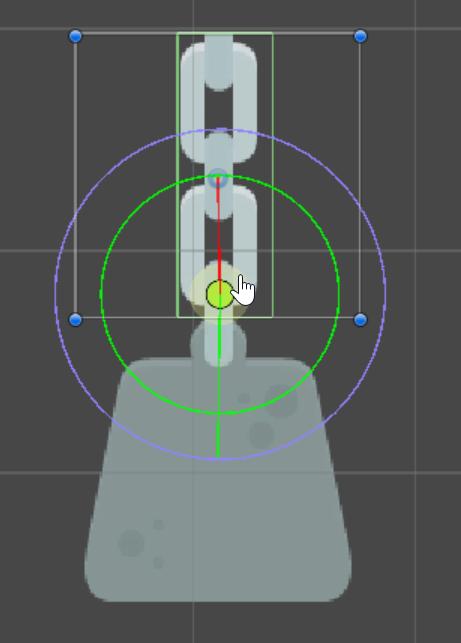 Object Movement Circle