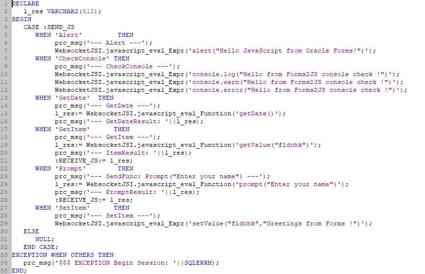 GitHub - Fxztam/FormsWebSocketBasic: New Oracle Forms 12 2 1 3