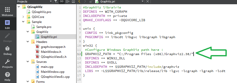 GitHub - AhmedJamil-GitHub/Qt-GraphViz-Visualizer: GraphViz