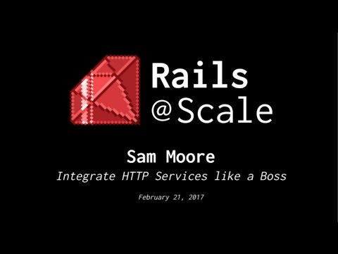 Rails @ Scale Talk