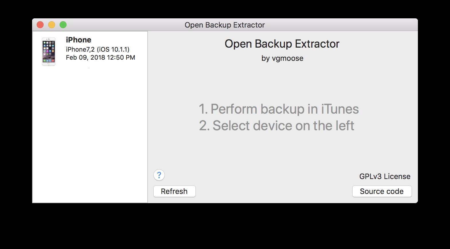 GitHub - vgmoose/OpenBackupExtractor: A free program for