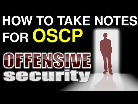 OSCP - Taking Notes & Resources