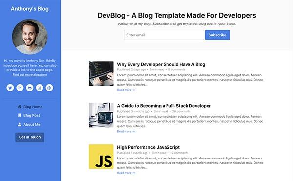 DevBlog color 3