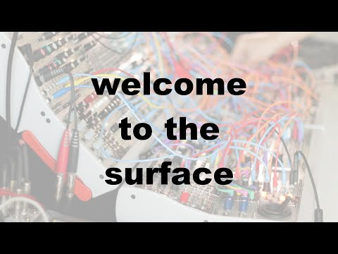 welcome to the surface on youtube
