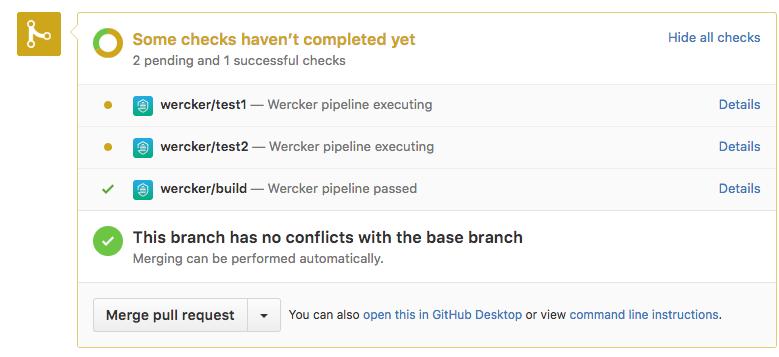 GitHub Statuses