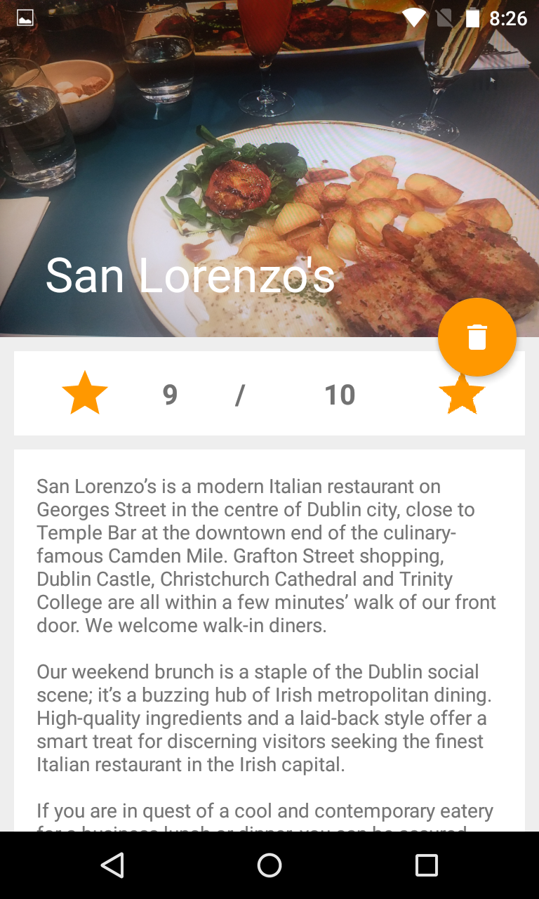 Food Booking App Github
