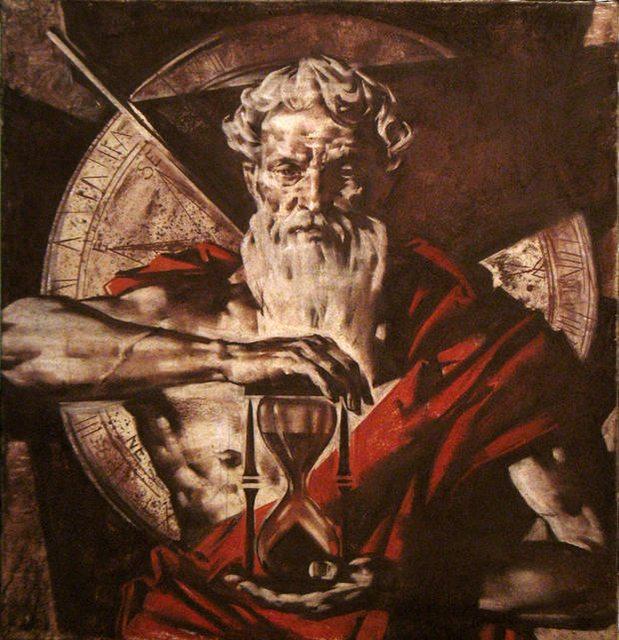 {chronos - greek god of time}