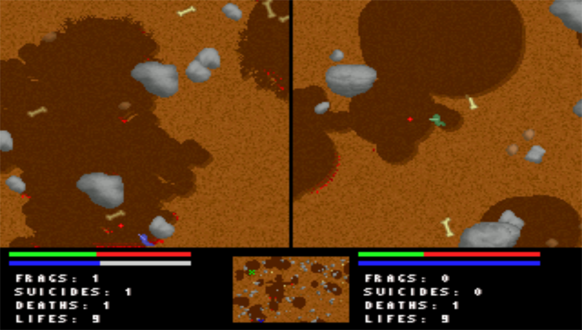 Wiiero-vita screenshot1