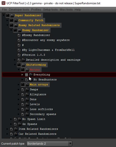 Randomizer FaQ · BLCM/BLCMods Wiki · GitHub
