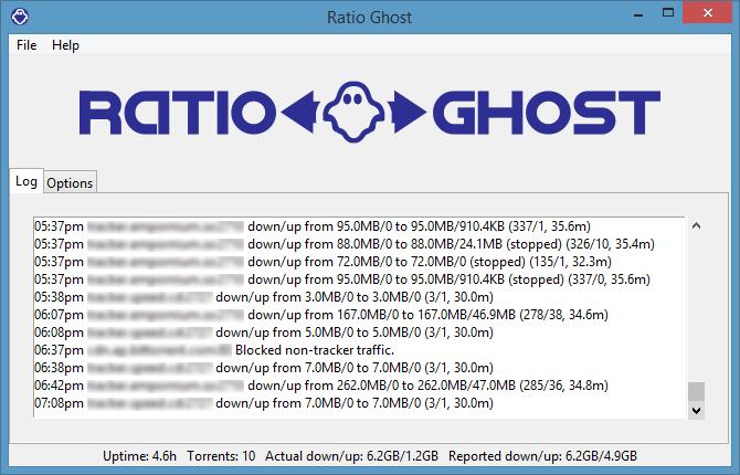 Ratio Ghost Screenshot