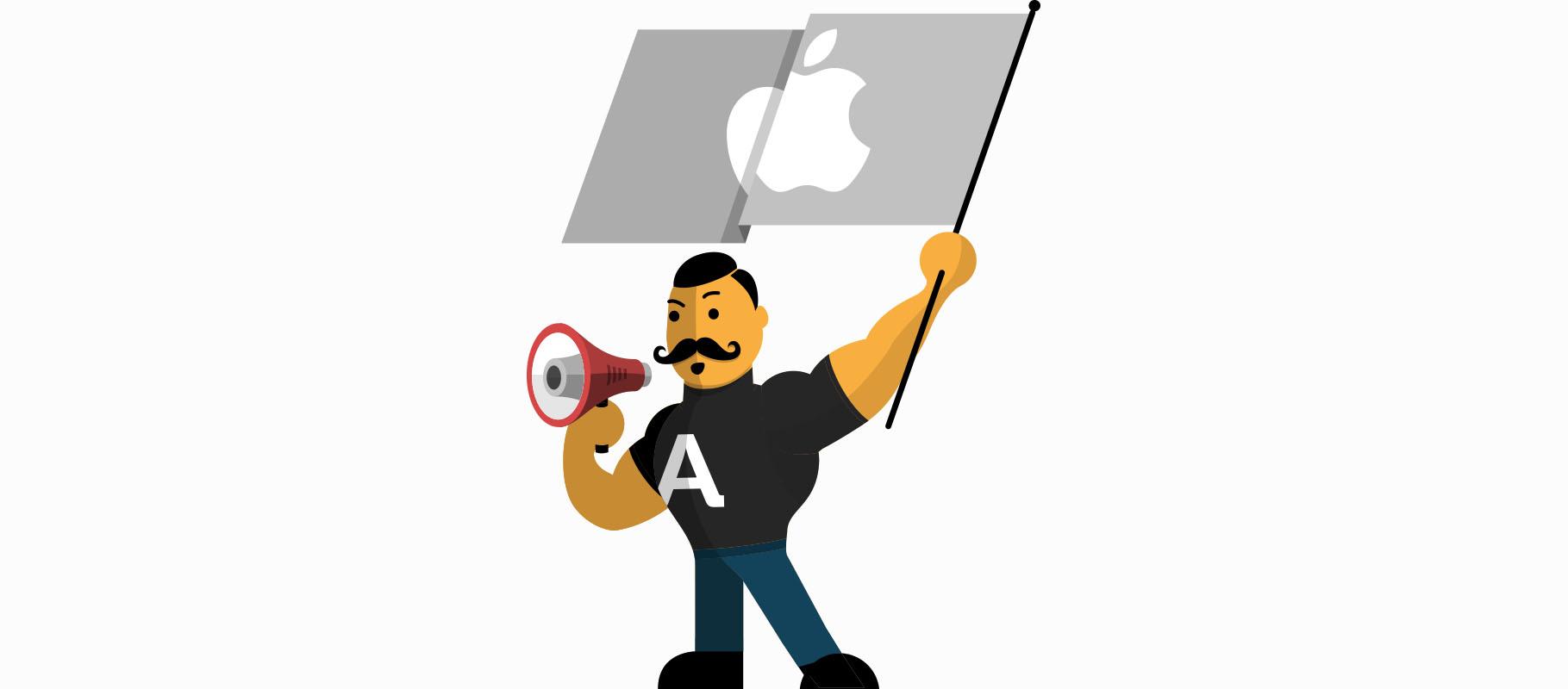 Airbrake iOS