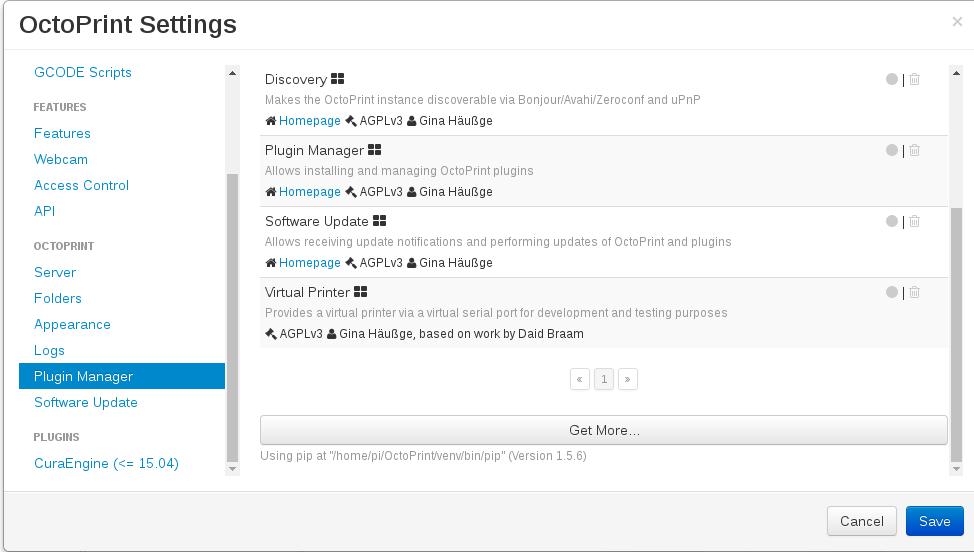 GitHub - OctoPrint/OctoPrint-Slic3r: Slic3r plugin for slicing