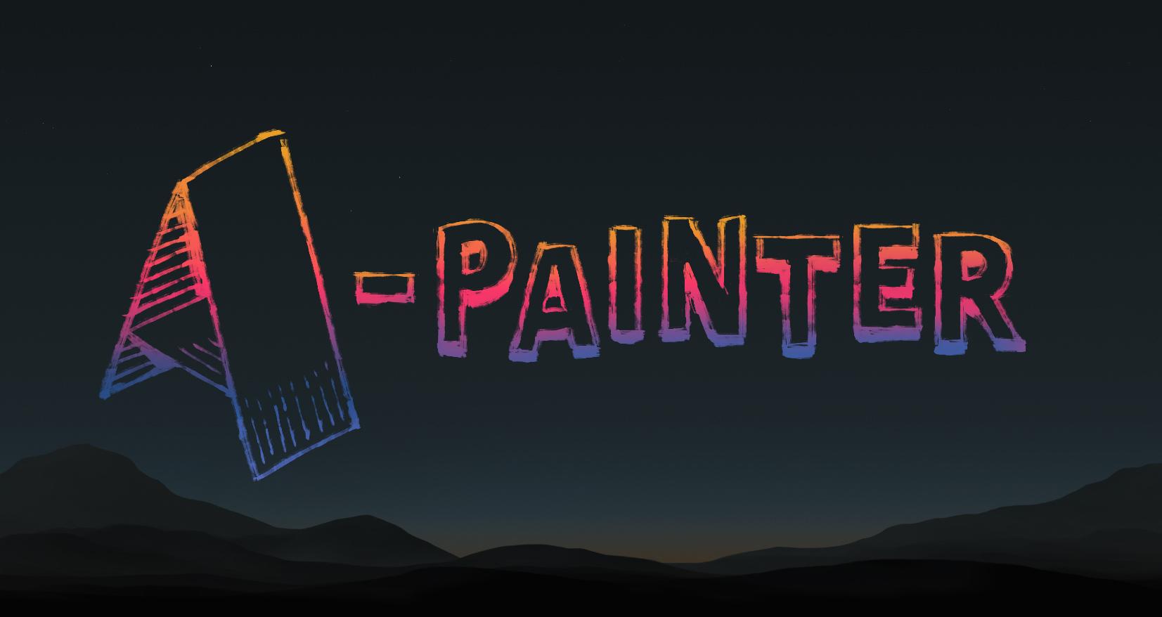 A-Painter logo