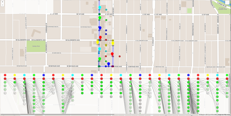 GitHub - mapbox/osrm-matching-inspection: Tool to inspect