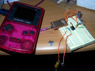 GitHub - bwhitman/pushpin: MIDI synthesizer for the Game Boy Color