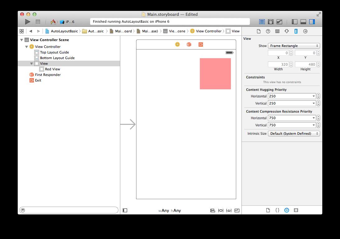 auto layout basics codepath ios guides wiki github