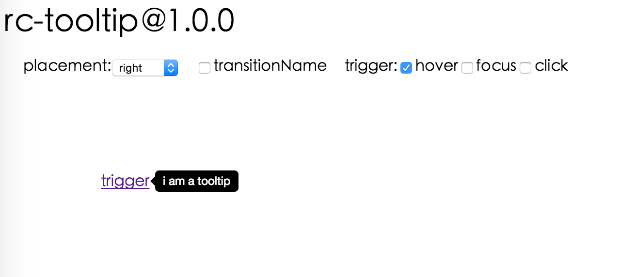 React Tooltips