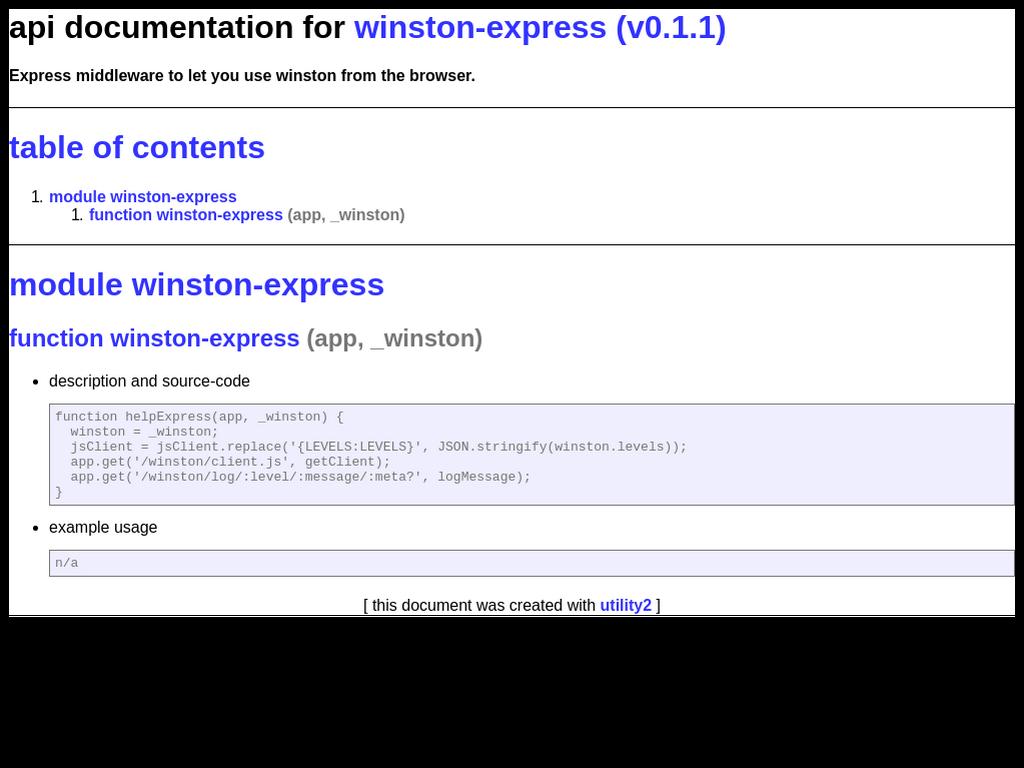 GitHub - npmdoc/node-npmdoc-winston-express