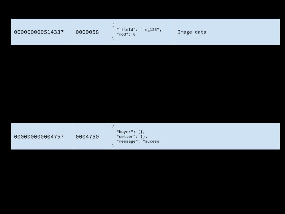 OCR server socket API