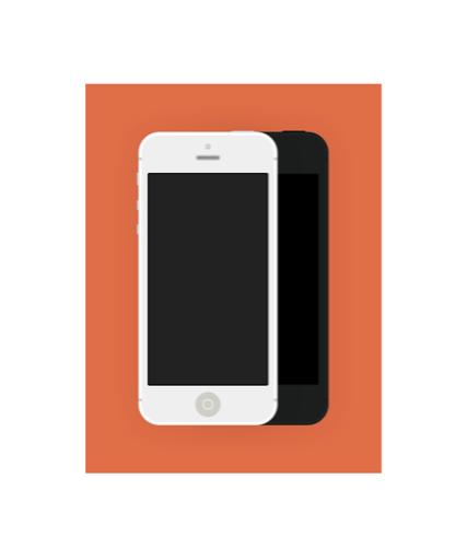 iPhone Flat