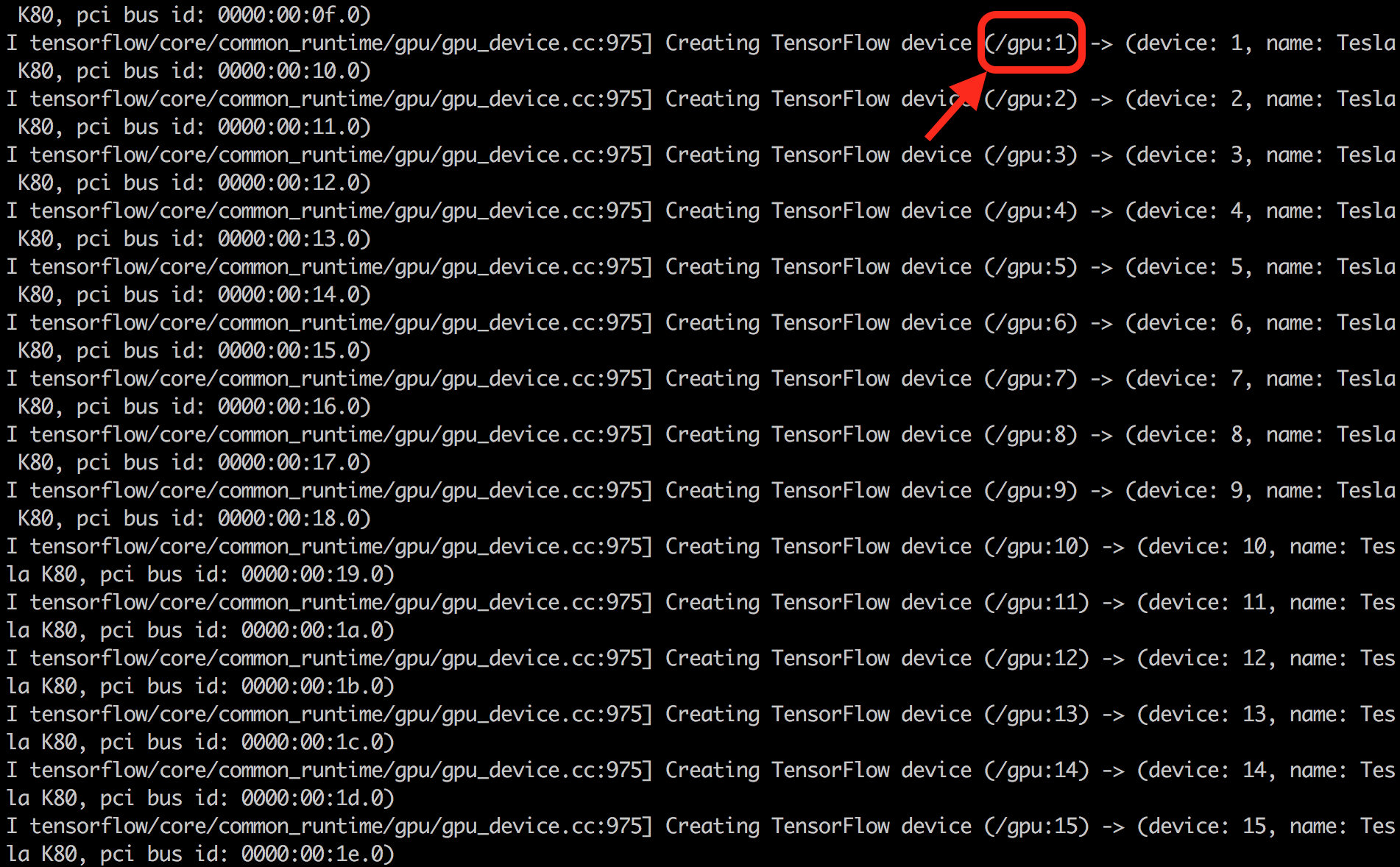 AWS P2 xlarge GPU Nvidia Docker