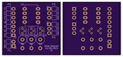 Custom PCB Layout