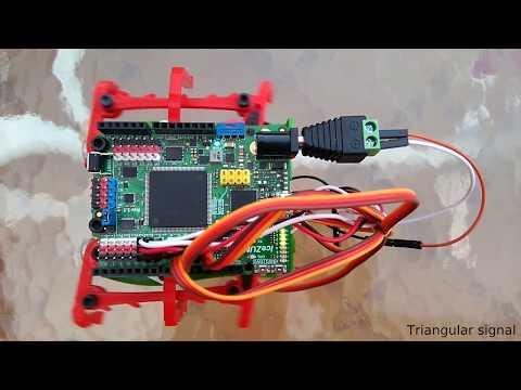 Triangular oscillator VS Sine oscillators