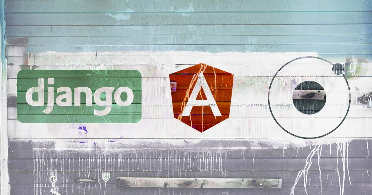 GitHub - codingforentrepreneurs/Django-Angular-Ionic