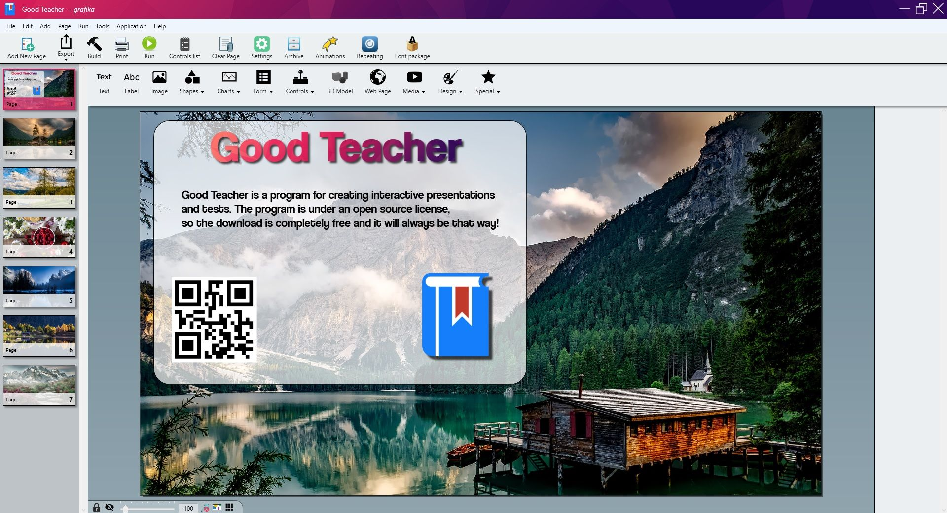 Good Teacher Image - Preview