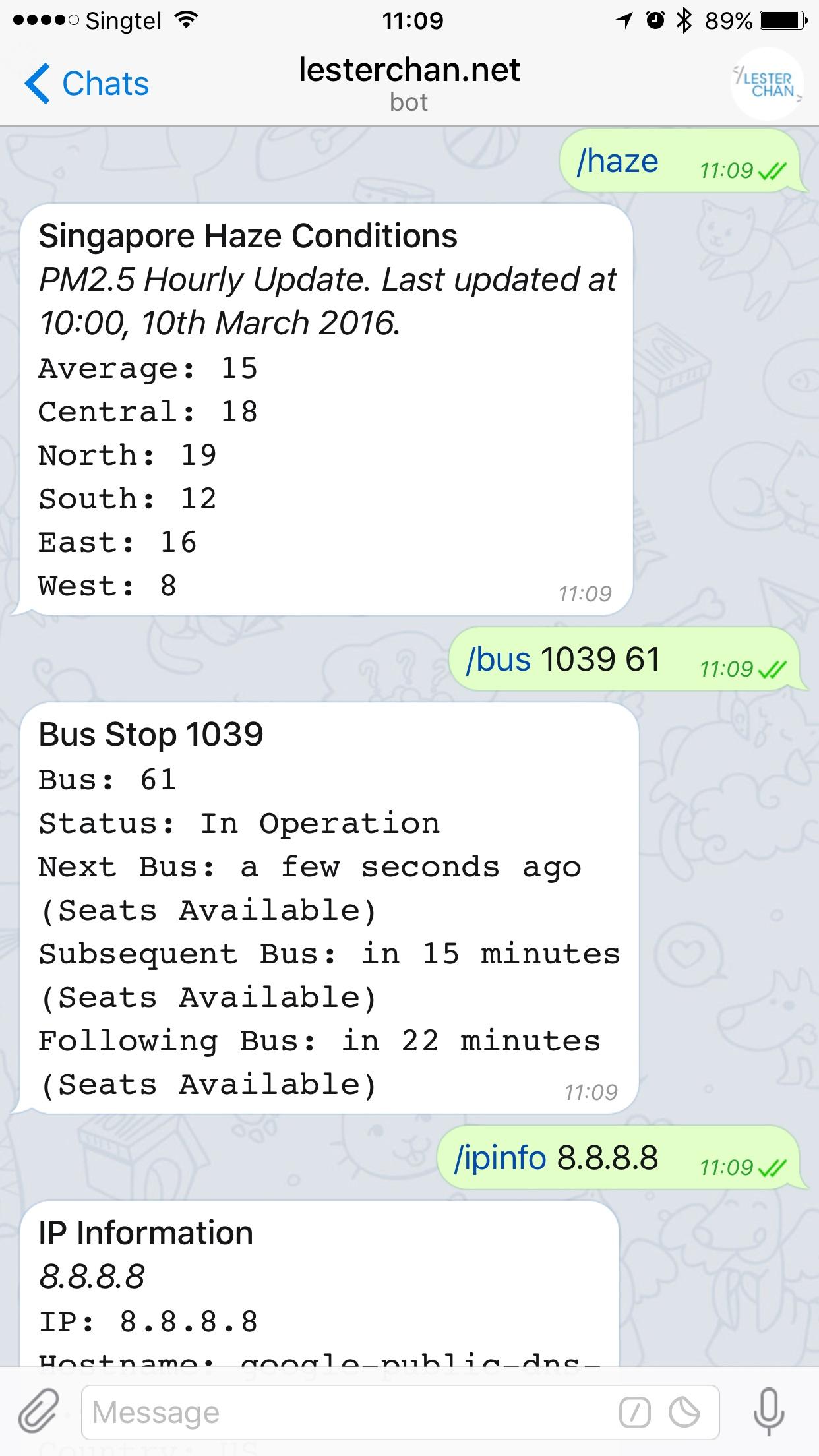 Github lesterchantelegram bot telegram bot using aws api telegram bot baditri Images