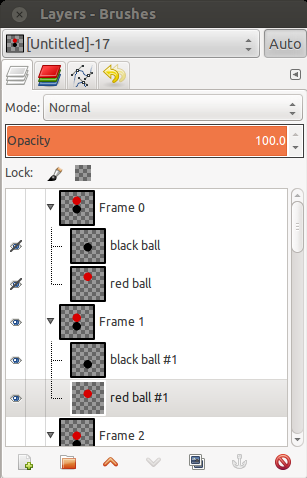 Frame Layers