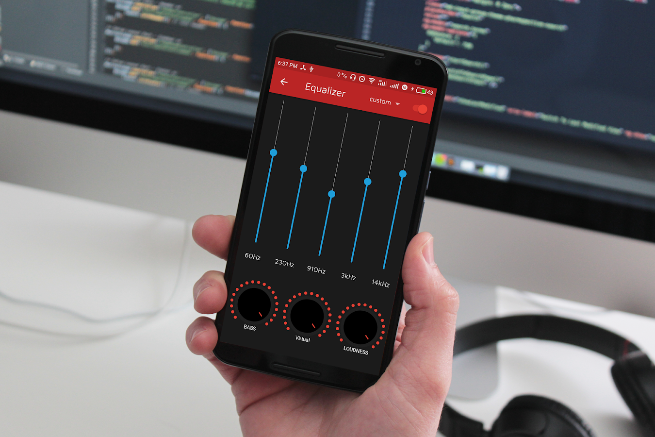 The Android Arsenal - Audio - MusicX Music Player