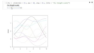 Reactor demo: interactive notebooks for R