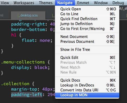 GitHub - nucliweb/Brackets mdn-search-doc: Brackets