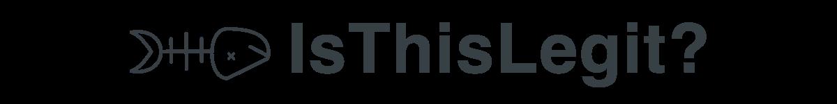 IsThisLegit Logo