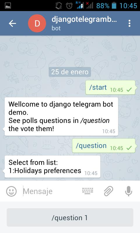 GitHub - jlmadurga/django-telegram-bot-demo: Django app demo