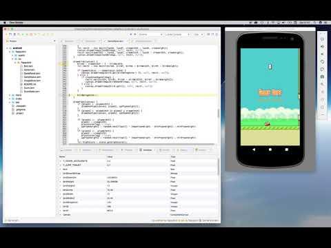 Debug Android Game